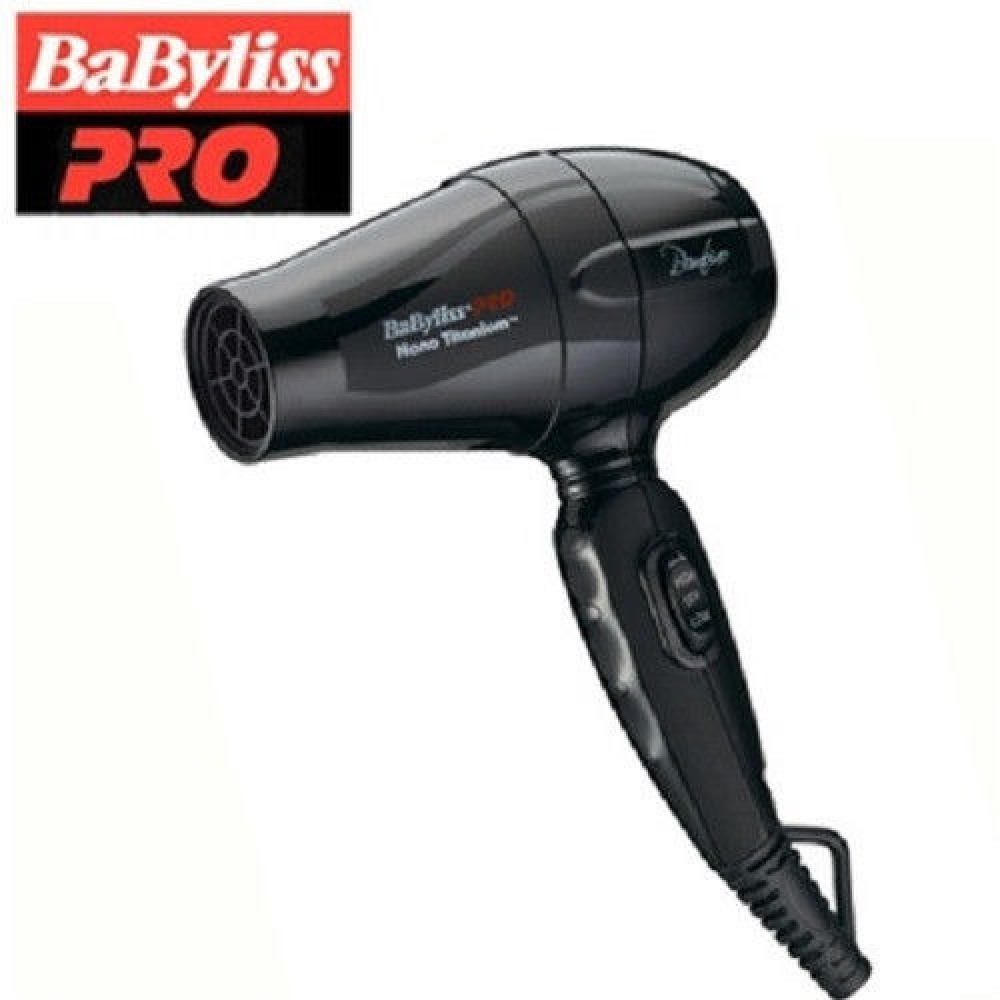 Babyliss Pro Bambino Nano-Titanium Travel Hair Dryer - BABNT5510NC