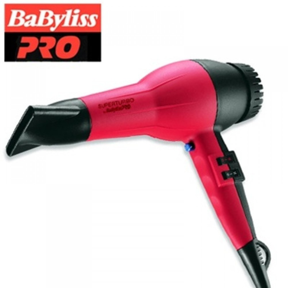 Babyliss Pro Professional Hairdryer W AC Motor