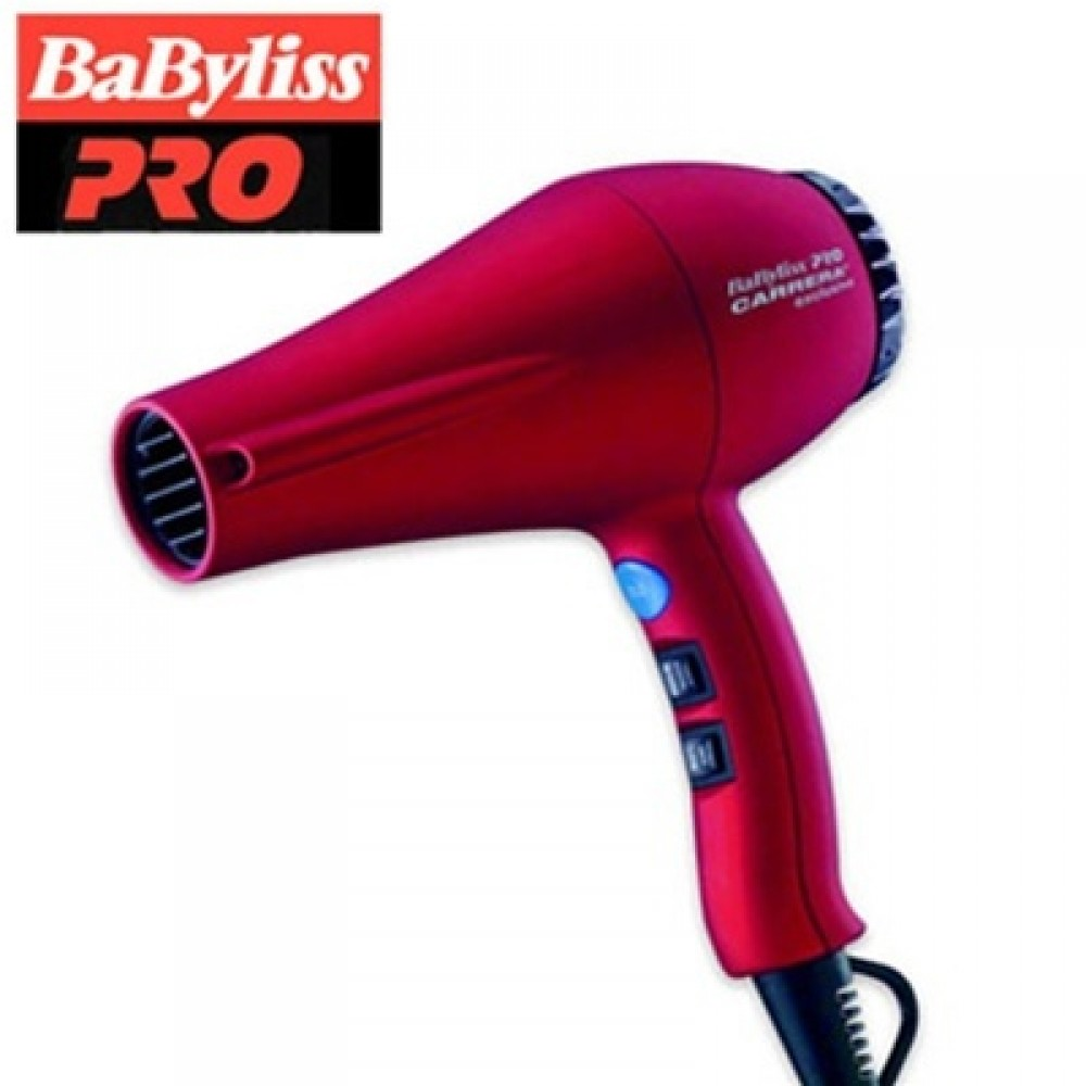 Babyliss Pro Ionic Ceramic Hairdryer - BAB6685RDC