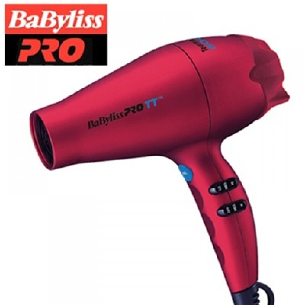 Babyliss Pro Professional Ionic, Tourmaline & Ceramic Hairdryer - BTM2850C