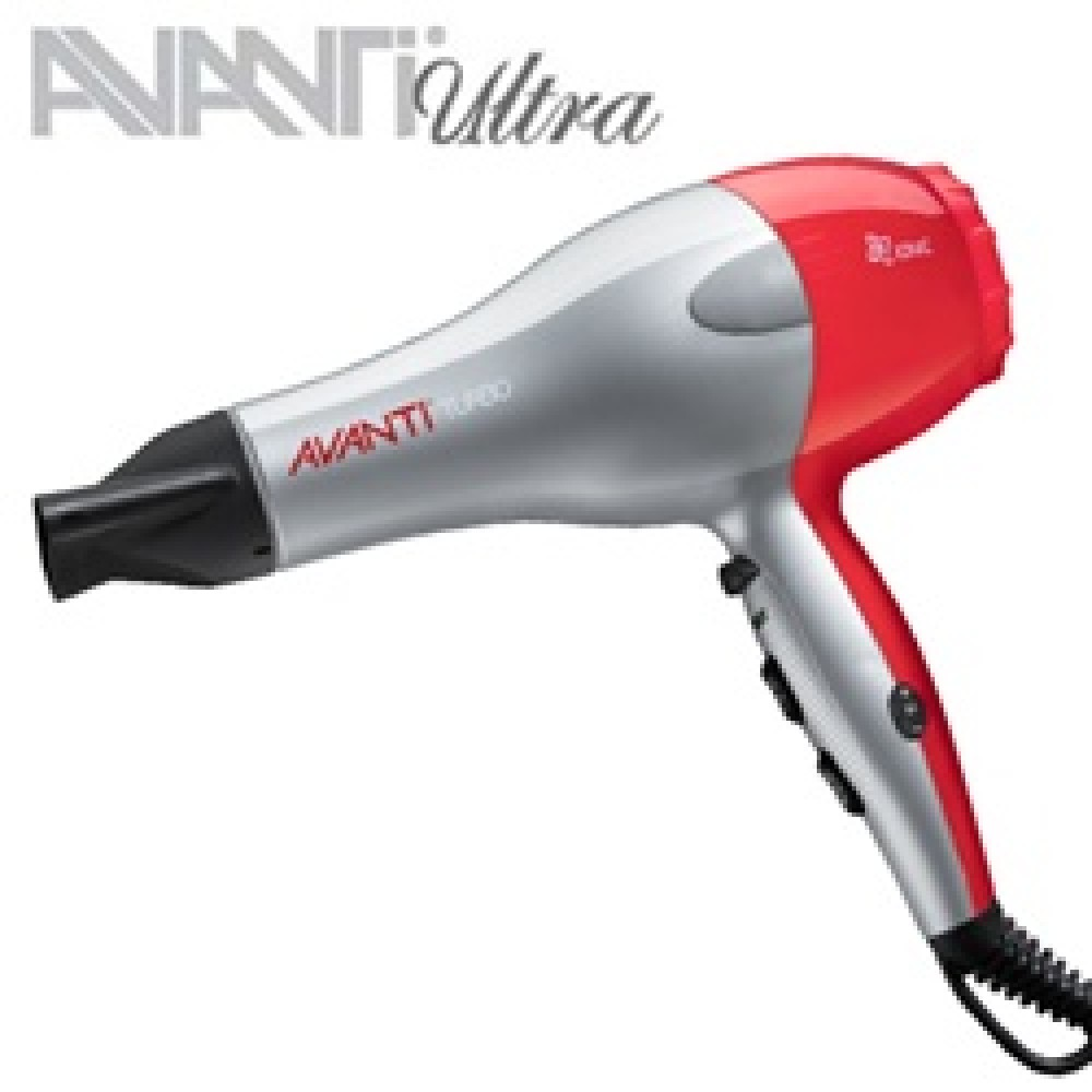Avanti Tourmaline Ceramic Ionic A-TURBO Hair Dryer
