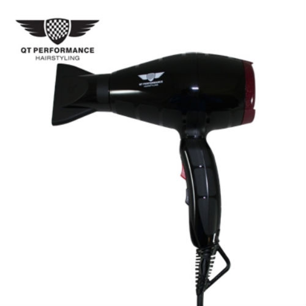 QT Performance Hurricane Advanced Tourmaline Hair Dryer