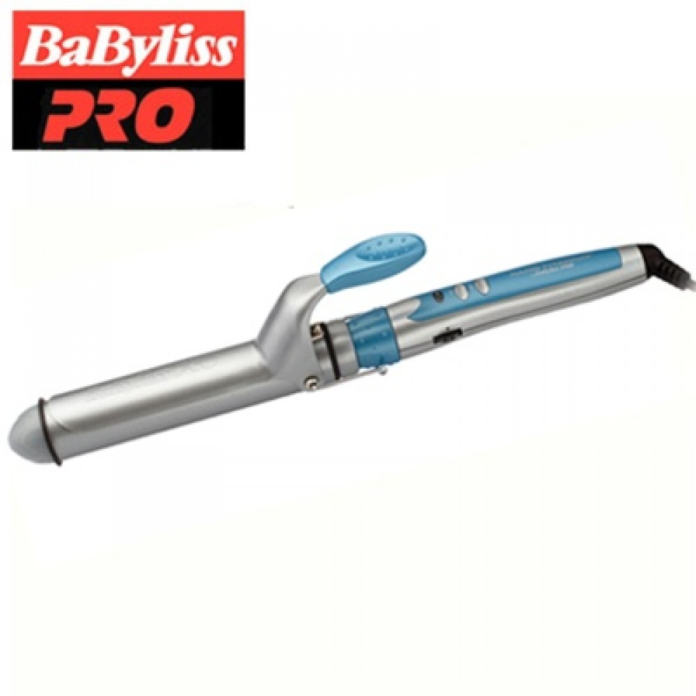 "Babyliss Pro Nano Titanium and Ceramic Curling Iron (1"") - BNT100SC"