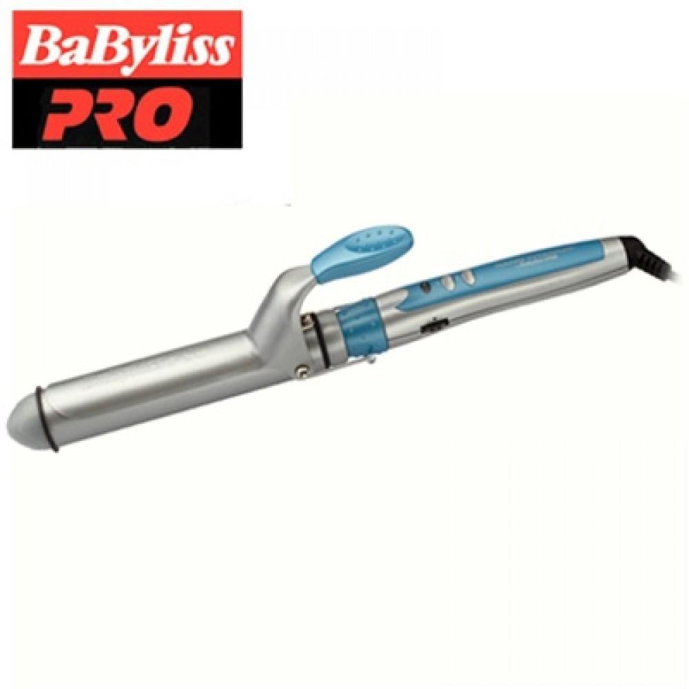 "Babyliss Pro Nano Titanium and Ceramic Curling Iron (1-1/2"") - BNT150SC"