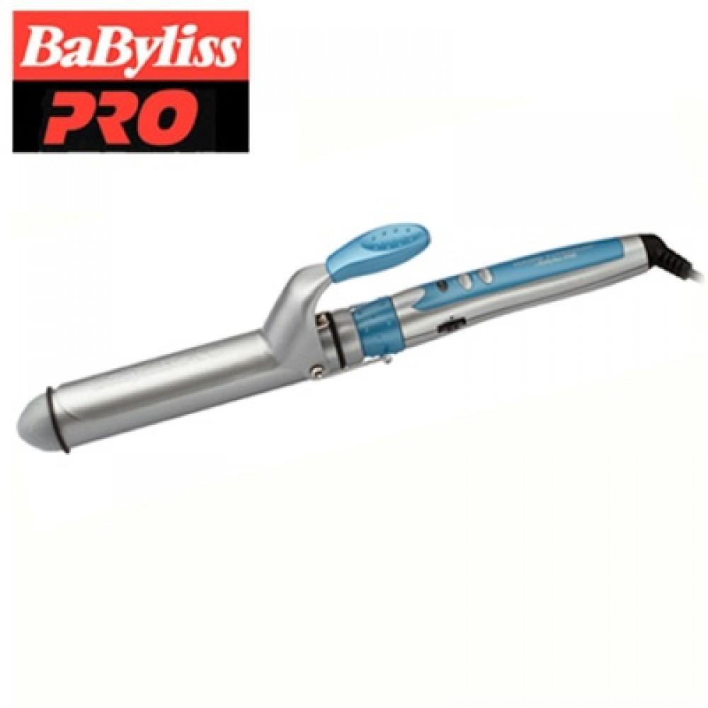 "Babyliss Pro Nano Titanium and Ceramic Curling Iron (1-1/4"") - BNT125SC"