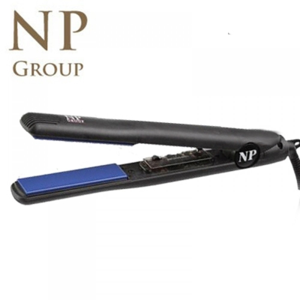 "NP Group Fierce Turbo Power Diamond Ceramic Flat Iron (1"" inch) - NPFIERCE"