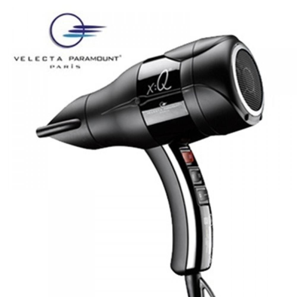 Velecta Paramount Revolutionary Ultra Quiet Tourmaline Ceramic Hairdryer - TGRVXQ