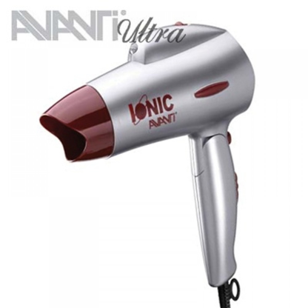 Avanti Ionic & Dual Voltage Retail Hair Dryer - AVZOOM