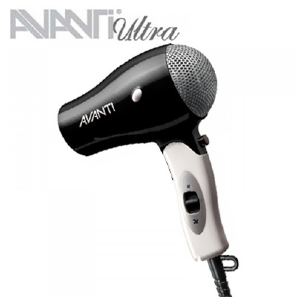 Avanti Mini Folding Travel Hair Dryer - AV-TRAV