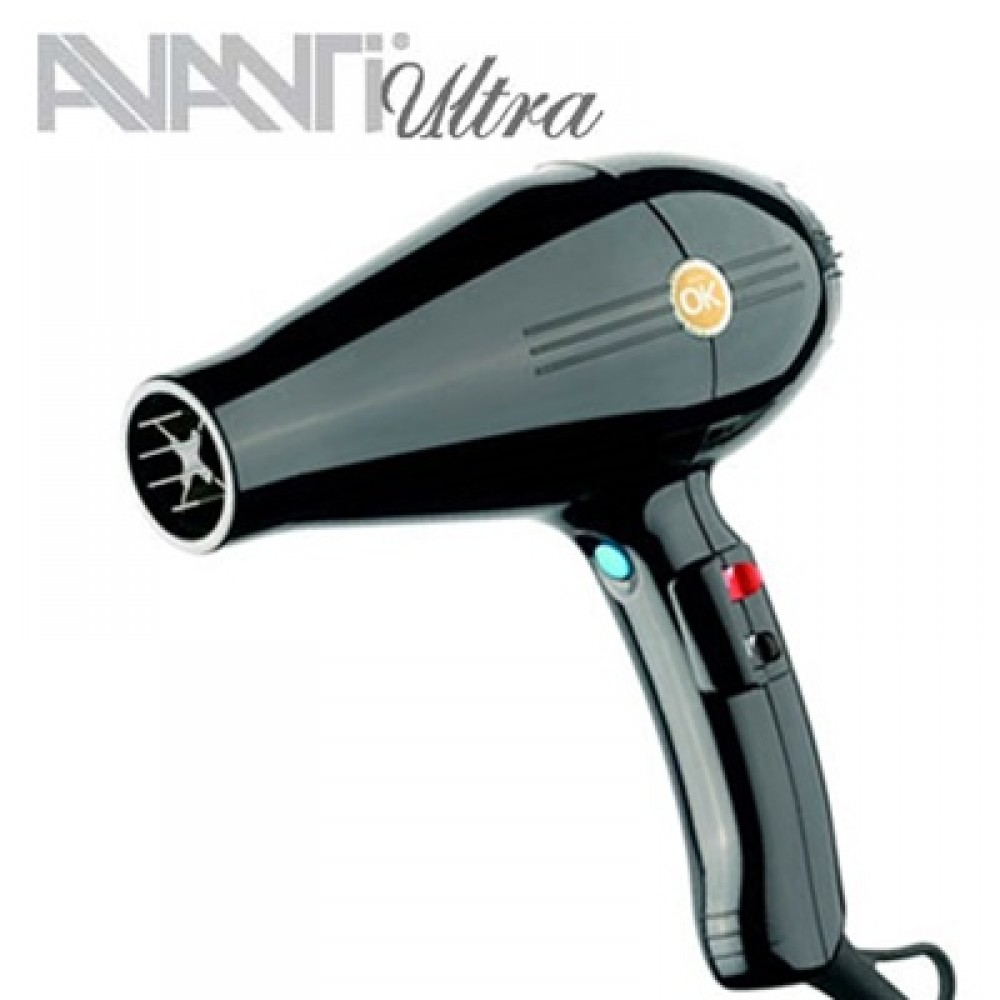 Avanti Ultra Professional Ionic Ceramic Hair Dryer - OKGOLD