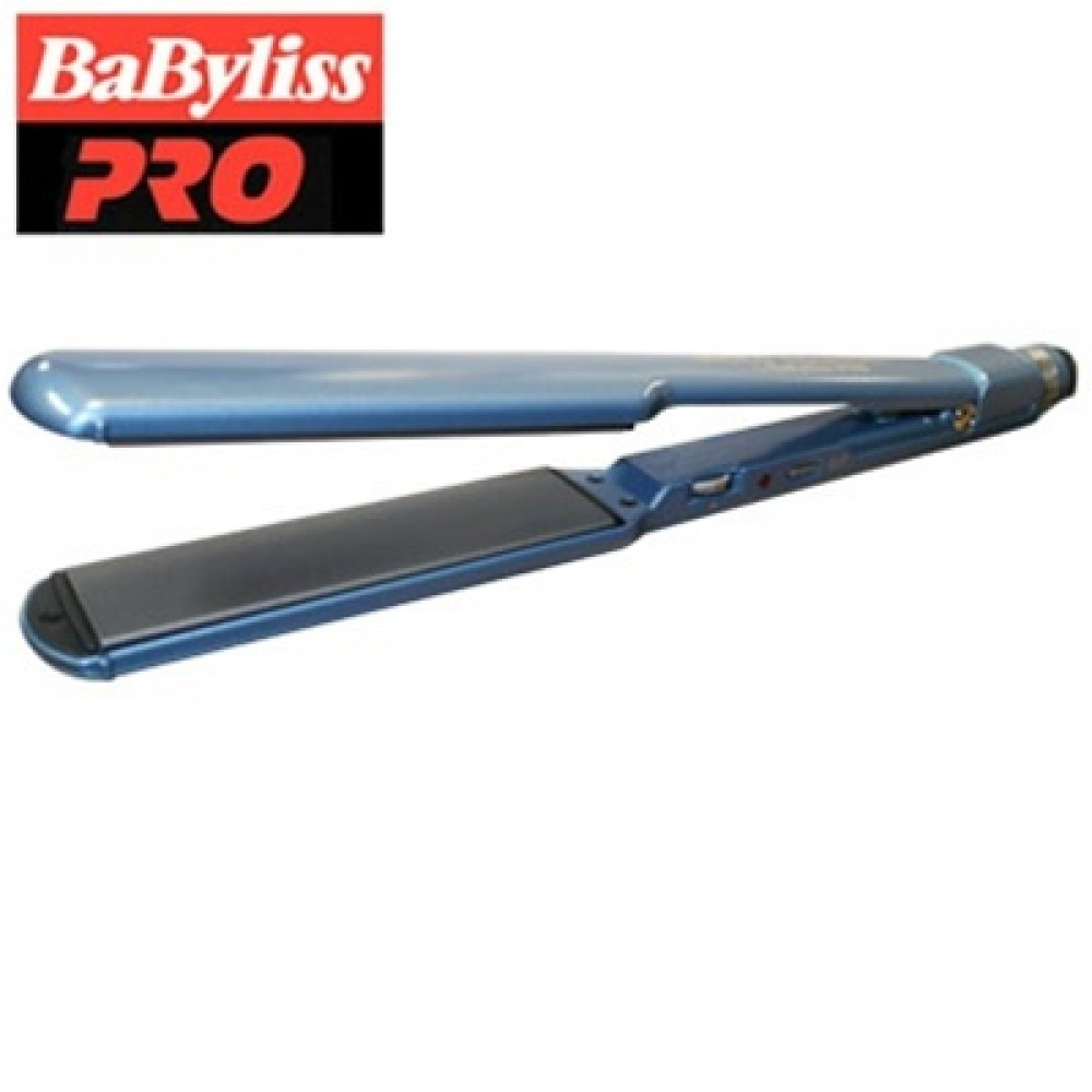 "Babyliss Nano Titanium Ultra Thin Flat Iron / Hair Straightener (1-1/2"" inch) - BNT3073C"