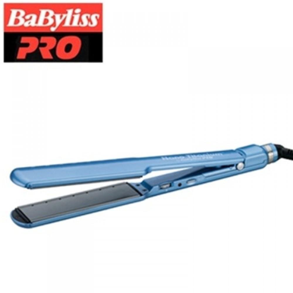 "BaByliss Pro Nano Titanium Wet to Dry Flat Iron (1-1/2"" inch) - BNT5073C"