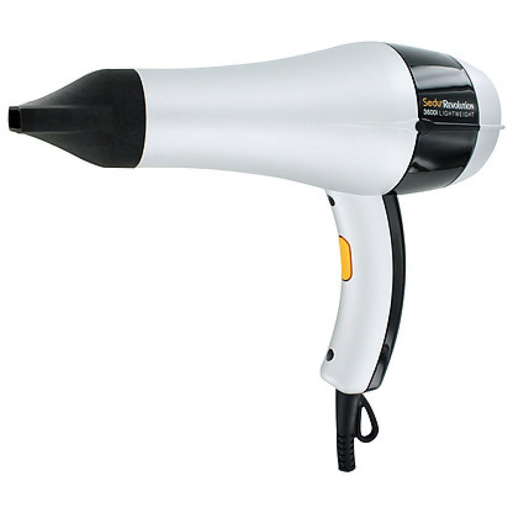 Ionic Hair Dryer ~ Sedu revolution pro i lightweight ionic styling hair dryer