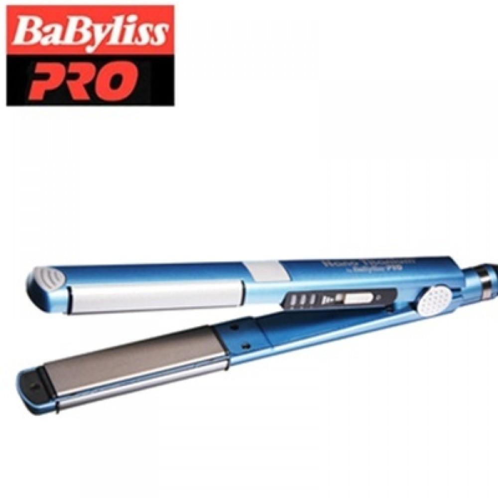 """Babyliss Nano Titanium Ceramic and Ryton Flat Iron (1"""" inch) U-Styler - BNT2071C"""