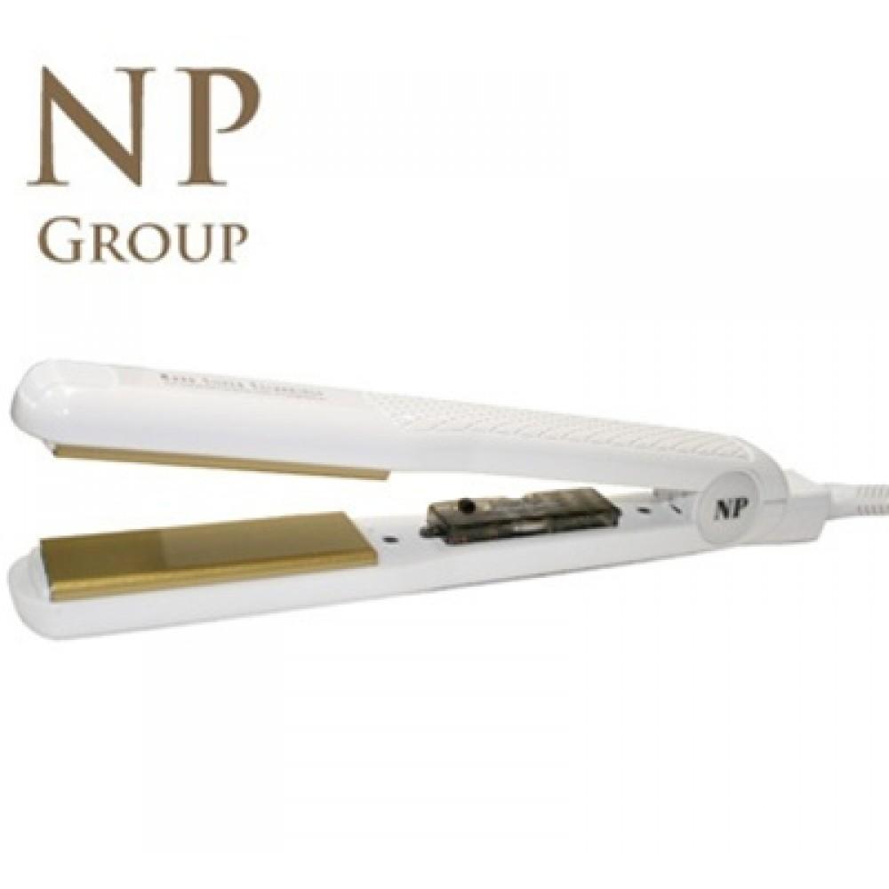 "NP Nano-Silver Technology Ceramic Flat Iron (1-1/4"" inch)NPNANO302"
