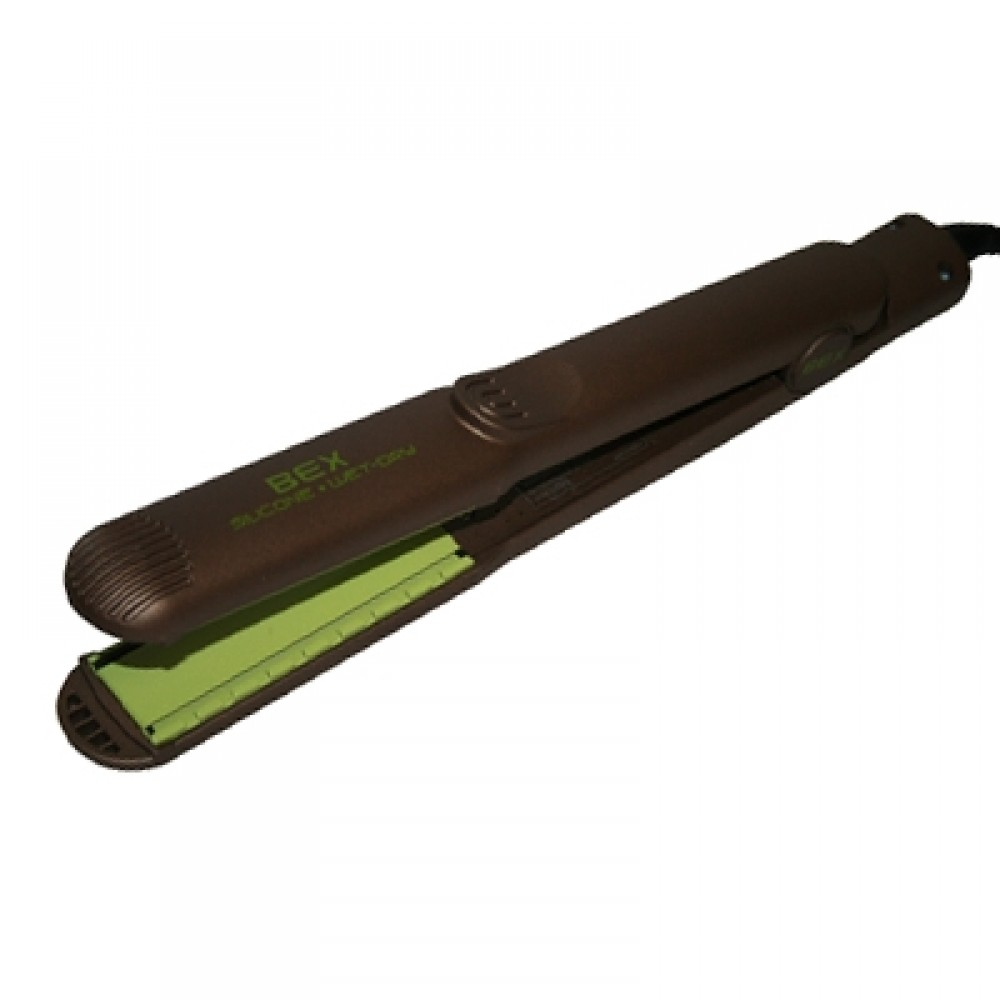 Bex Professional Silicon Wet Dry Flat Iron Hair Straightener