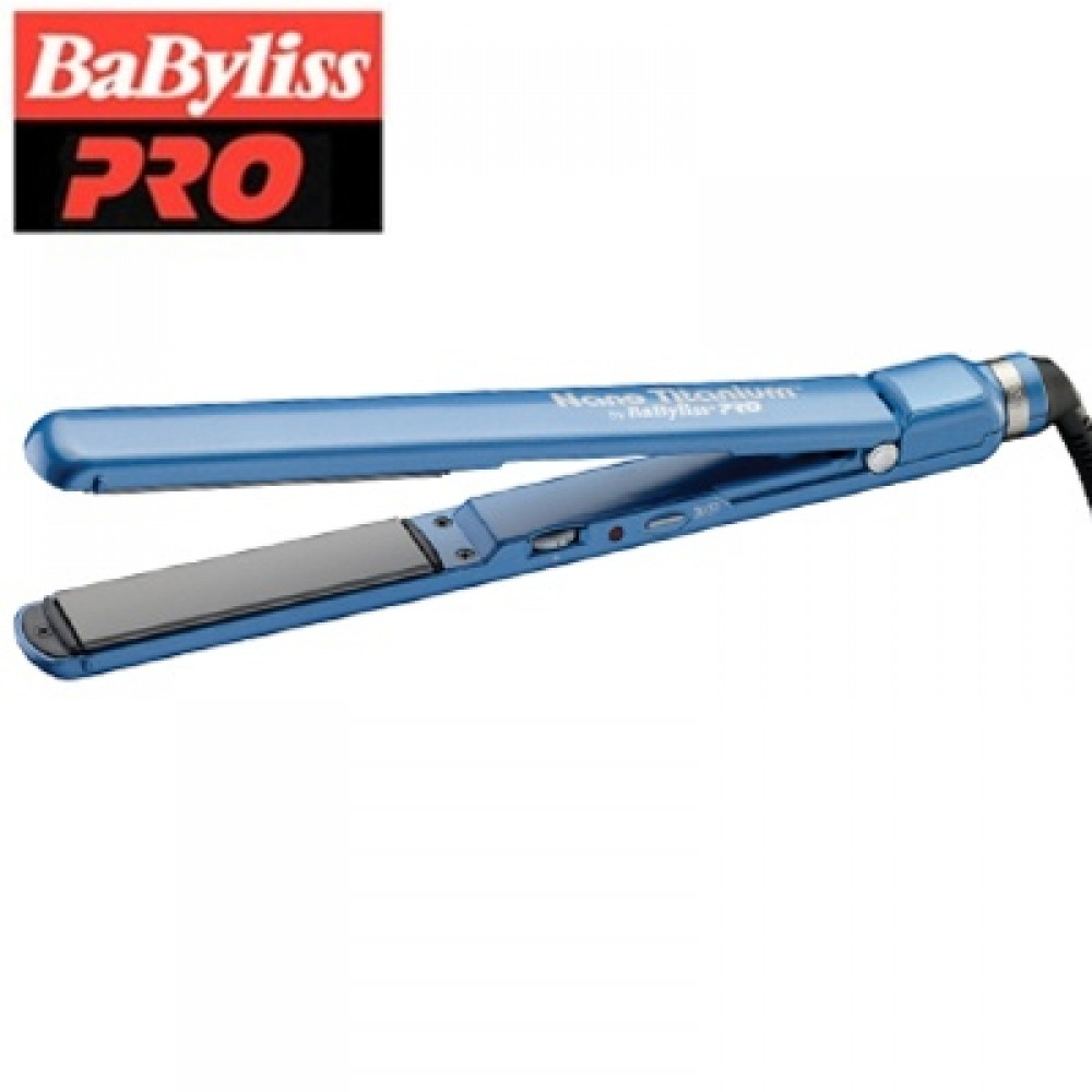 BaByliss Pro Compact Nano-Titanium Ceramic Ultra-Slim Flat Iron / Hair Straightener (  sc 1 st  Magento Commerce Magento Commerce & Features Nano-Titanium and Ceramic plates 1