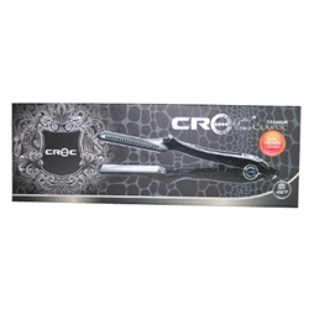 "Turboion Croc Classic Wet-Dry Nano-Titanium Ceramic Flat Iron (1-1/2"" inch)"