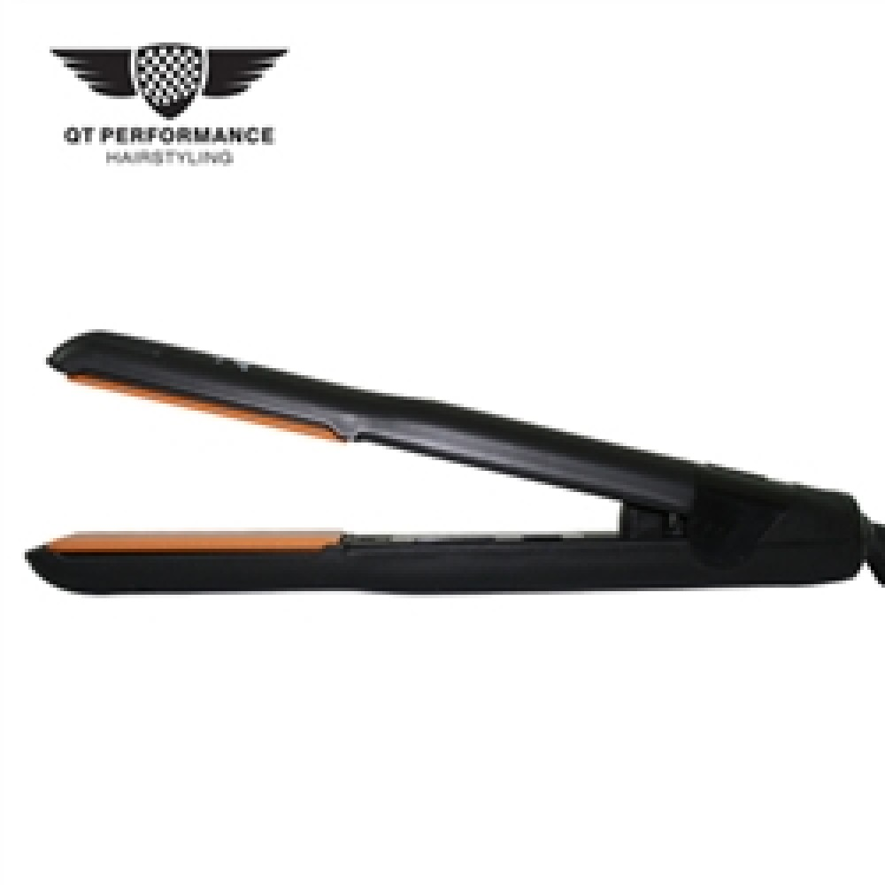 "QT Performance Phoenix Tourmaline Ceramic Flat Iron/ Hair Straightener (1"")"