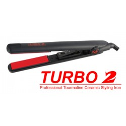Kqc Turbo 2 Tourmaline Ceramic Flat Iron